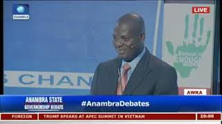The Official Video of the Anambra Gubernatorial Debate 2017