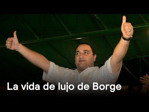 Roberto Borge y su vida de lujo - Borge - En Punto con Denise Maerker