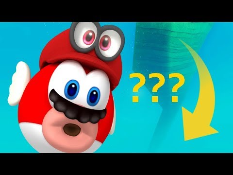The IMPOSSIBLE Secret on the Ocean Floor in Super Mario Odyssey?
