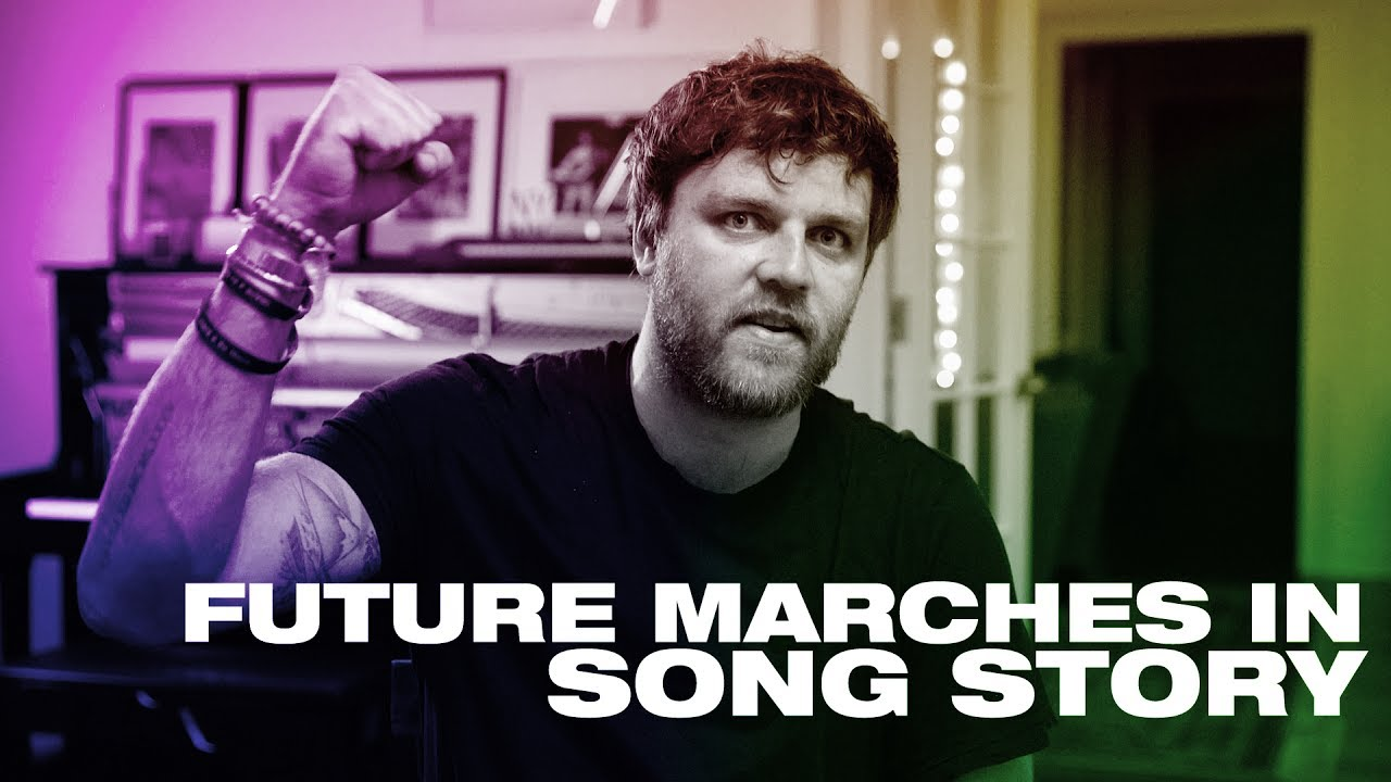 Download FUTURE MARCHES IN Song Story -- Hillsong UNITED