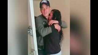 """""""Cómo está de flaco"""": madre recupera a hijo único que había sido reclutado por error en el Ejército"""