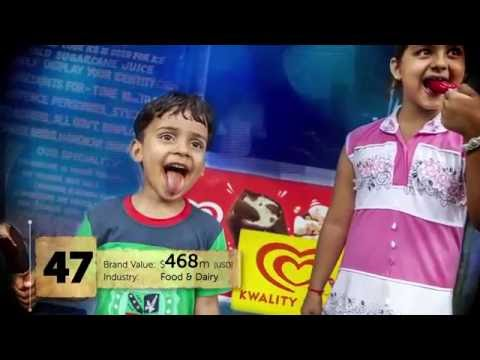 BrandZ 50 Most Valuable Indian Brands 2015 | Countdown