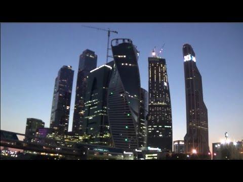 Уикенд в Москве / Weekend in Moscow