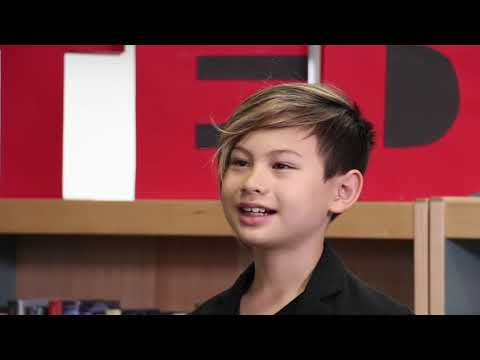 How technology impacts the arts | Naoki Alfred | Williamsburg Northside School