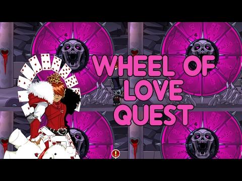 wheel of love aqw