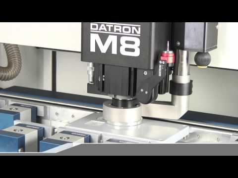 DATRON - CleanCut CNC Milling Chip Extraction System
