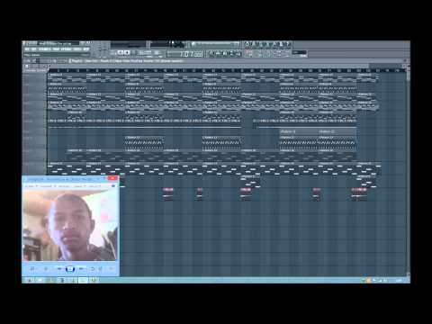 Rixah ft Odyai One Girl (remake to flStudio)