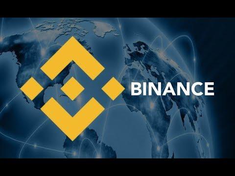 Crypto Somali. Binance Exchange