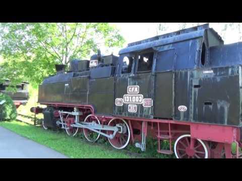 Muzeul de locomotive cu abur - Reșita