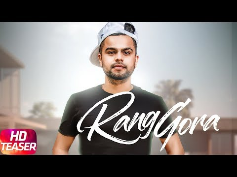 Teaser | Rang Gora | Akhil | Coming Soon | Speed Records