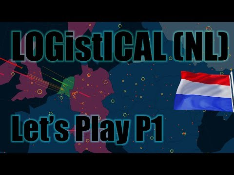 Let's Play LOGistICAL (NL) - Part 1 - Exploring the map
