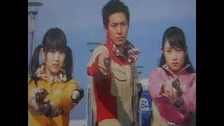 高橋光臣 スーパーヒーロー戦隊 ボウケンジャー集合 高橋光臣主演スーパ...