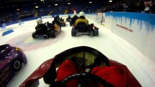 ICE Race X-Kart, Reading PA-MAIN 2012 Sovereign Center