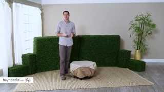 Classic Accessories Veranda Terrazzo 44 In. Round Fire Pit Cover - Pebble - Product Review Video