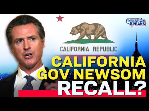 Movement to Recall CA Governor Newsom; Counting Inconsistencies in GA | The Nation Speaks