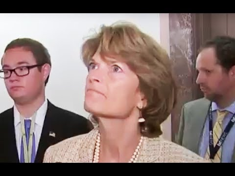 Trump Hits Murkowski On Twitter. It