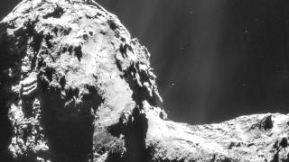 Electrical Geology of Pluto and Comet 67P  | Space News