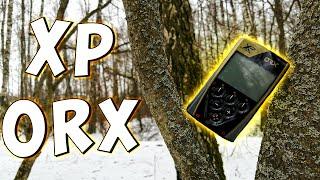 Если ты купил XP ORX! Отстройка от грунта, настройки, прописываем катушки!