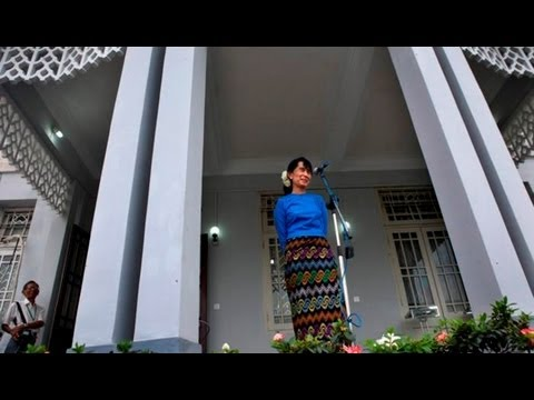Myanmar's political opening