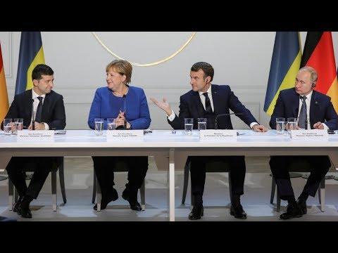 Ukraine, Russia agree