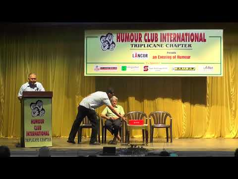 Humour Club International Triplicane Chapter l Paraman Pachaimuthu |  Comedy Speech