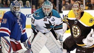 Top 20 Best NHL Goalies (2014-15)