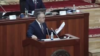 видео: Текебаев президентти сынга алды