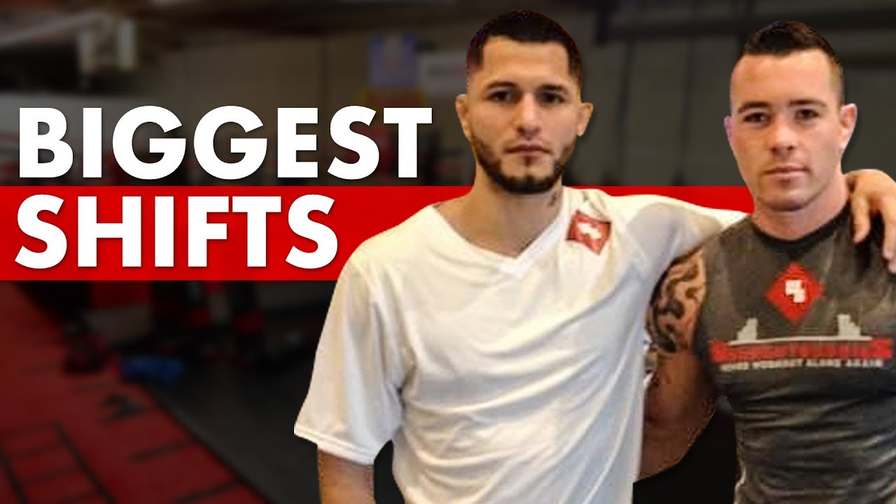 10 Biggest Personality Shifts in MMA/UFC History