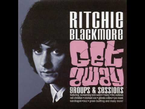 Ritchie Blackmore Bullfrog 1970