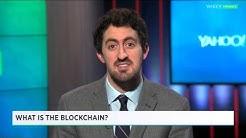 Yahoo Finance Explains Blockchain
