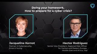 Doing your homework. How to prepare for a cyber crisis? Jacqueline Kernot  and Hector Rodriguez - YouTube