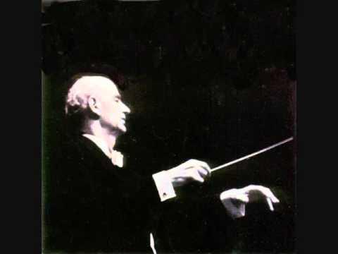 """Wilhelm Furtwängler """"Symphony No. 2 E minor"""" (1.Mov.)"""