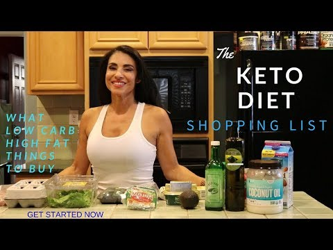 keto-diet-food-list---low-carb-diet