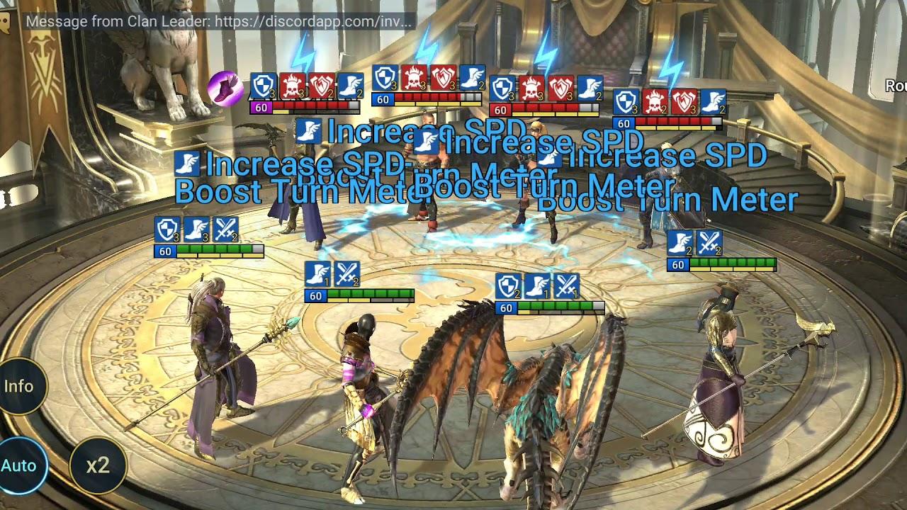 Raid: Shadow Legends Power rating fluff - YouTube