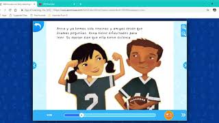 """ABCmouse Learning library: """"My Friend Has Dyslexia"""" (Read Along- in English AND Spanish!)"""