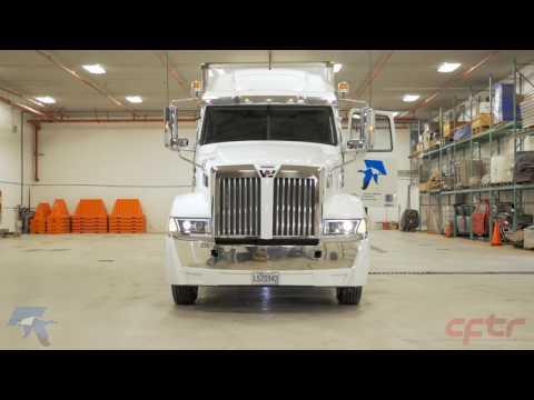 Ronde de sécurité pour camion - CFTC / CFTR