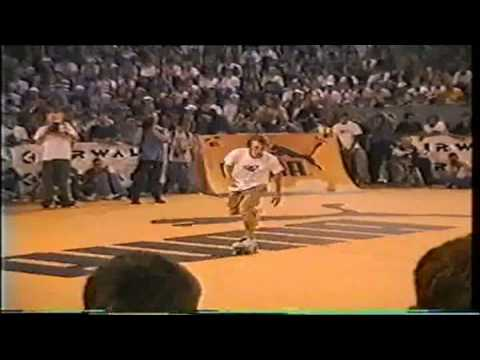 Munster 1995 world championships of skateboarding