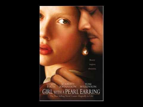Alexandre Desplat - Griet'sTheme (Girl with a Pearl Earring)