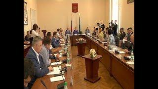 в Курске готовятся к выборам мэра