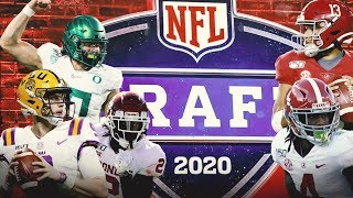 NFL Draft 2020 FIRST ROUND - WINNERS AND LOSERS!