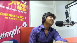 Suryan FM 93.5 SEMA COMEDY SIR - Behind the mic