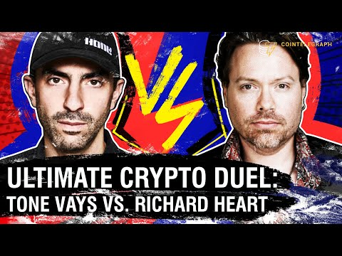 Bitcoin Vs. Ethereum | Maximalism Vs. Realism | Tone Vays Vs. Richard Heart Cryptocurrency Videos on VIRAL CHOP VIDEOS