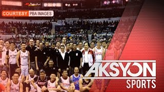 Return of the Rivals ng PBA legends, kumita ng P3-M
