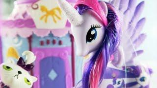 Rarity becomes an Alicorn Princess! - MLP