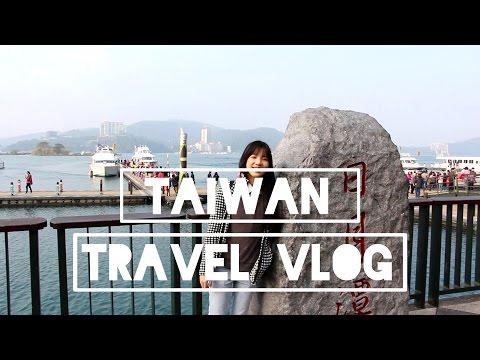 TAIWAN TRAVEL VLOG: Part 2(台湾旅遊景点) 2015