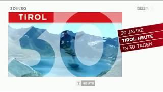Fleischskandal, neuer Landeshauptmann und Innsbrucker Dom | 30 in 30 / Tirol Heute 1993 | ORF2