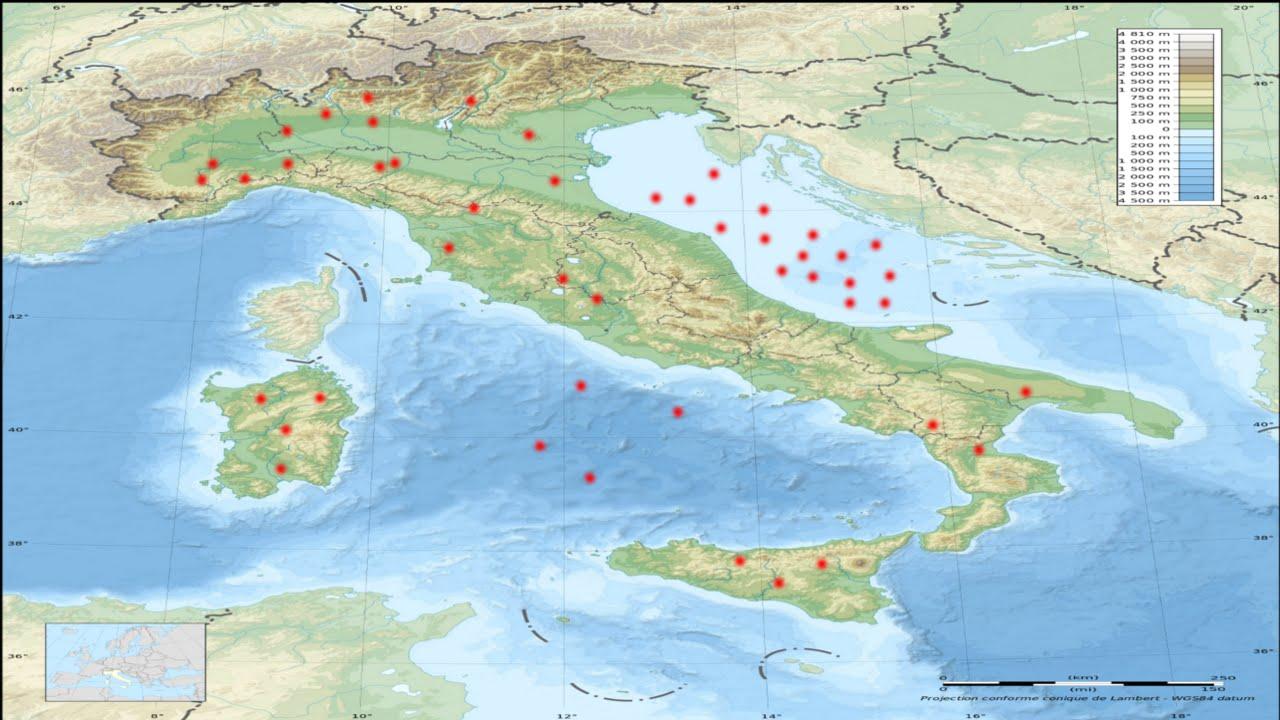 5 avvistamenti ufo in italia youtube for Be italia
