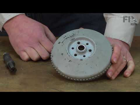 Milwaukee Band Saw Repair- How To Replace The Blade Pulley