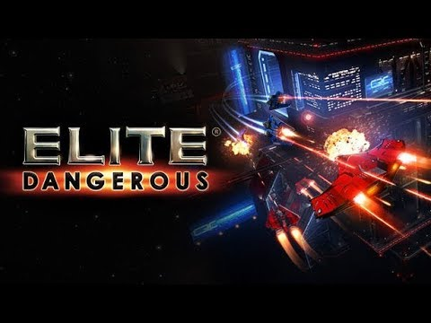 Elite Dangerous - пытаемся играть!