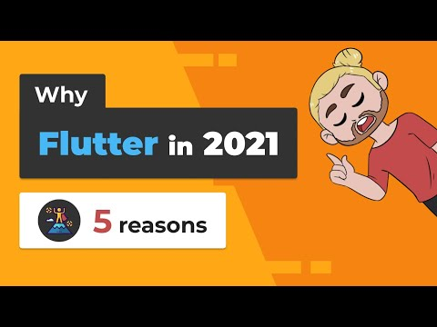 Why Choose Flutter in 2021